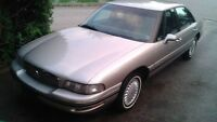 1997 BUICK LESABRE CUSTOM - LOADED- CERTIFIED AND ETESTED