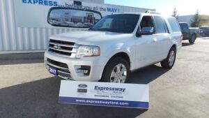 2017 Ford Expedition Platinum 3.5L Eco 380Hp