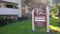WALK TO TOWN, Quadra Village - Large 1 bedroom, $795