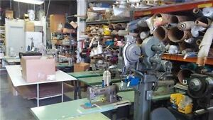 Custom Industrial Fabric & Leather Goods Manufacturing Business