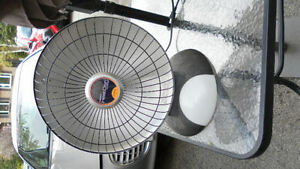 heat dish presto heater or best offer