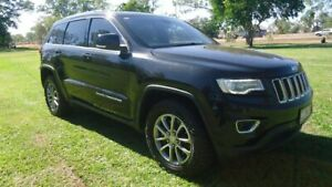 2013 Jeep Grand Cherokee WK MY2014 Laredo Black 8 Speed Sports Automatic Wagon Winnellie Darwin City Preview