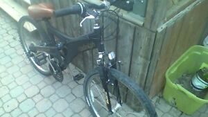 Trade Aluminum Raleigh Serengeti for a bmx Peterborough Peterborough Area image 3