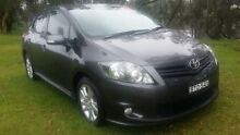2011 Toyota Corolla ZRE152R MY11 Levin ZR Graphite 6 Speed Manual Hatchback Tuggerah Wyong Area Preview