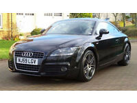 2009 59 AUDI TT 2.0 TFSI S LINE SPECIAL EDITION 2d 200 BHP (PART EX WELCOME) ***FINANCE AVAILABLE***