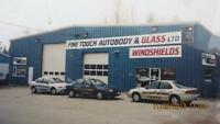 Autobody Shop/Equipment for Lease/Sale