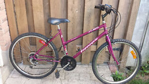 "Bikes for Women ( Tires 26"" & 28"" ) Kitchener / Waterloo Kitchener Area image 1"