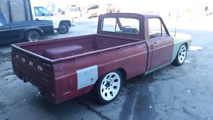 Wanted: 70's or 80's Ford Courier, or Mazda truck