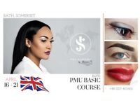 Semi Permanent Make Up Course !!!
