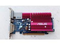 ASUS NVIDIA GeForce 7300 LE graphic card 128 MB PCI Express VGA/DVI