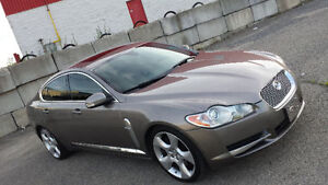 2009 Jaguar XF SUPERCHARGED Fully Loaded!  440hp!