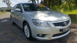 2010 Toyota Aurion GSV40R Touring SE Silver 6 Speed Sequential Auto Sedan Tuggerah Wyong Area Preview