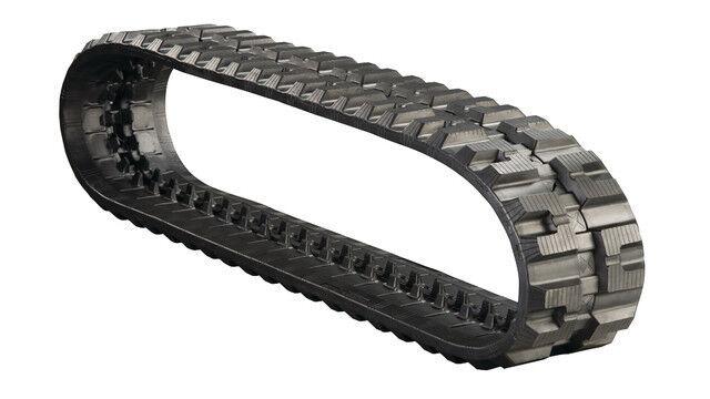 2 X Rubber Tracks New Holland C185 / C190 / C227 / C232 / C238 / Lt185.b / Lt190