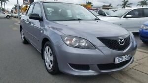2005 Mazda 3 BK10F1 Neo Grey 5 Speed Manual Hatchback Cheltenham Kingston Area Preview