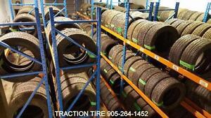 USED TIRE SALE  Free installation & balance