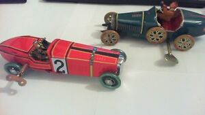 Wind UP Racing Cars Toys (( 4 CARS )) ....NEW 100%