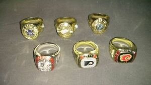 Molson Canadian Stanley Cup Rings
