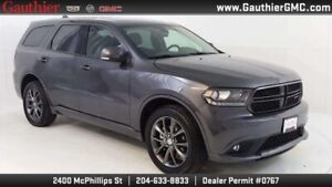 2018 Dodge Durango GT AWD| 3.6L V6| Power Sunroof| Navigation| 7