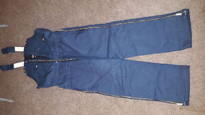 Brand New Dixie winter insulated overall Men Size M/30-32