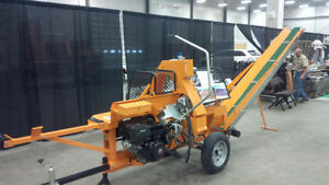 *NEW* Range Road RR20T Afforable 20 Ton firewood Processor