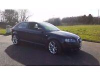 Audi 1.9 Black