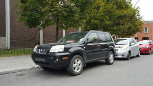 2006 Nissan X-trail XE SUV, Crossover w/ winter tires