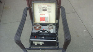 1960's Webcor compact Deluxe Recorder up for sale