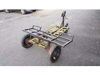 Car van tow dolly with ramps, heavy duty, car van trailer ,swap
