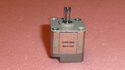 CLIFTON 229-8004-080 Electrical Torque Motor.DC REV. AJ Aircraft Part Avionics