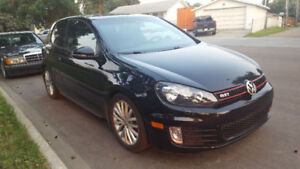 2010 VW GTI Coupe, MANUAL ,LEATHER,NAVIGATION,SUN ROOF,