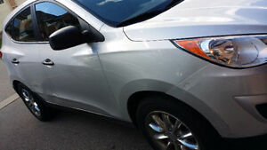 2010 Hyundai Tucson GLS SUV, Crossover - new winter tires