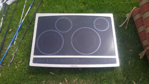 Electrolux 30 Inch Electric stove Glass top