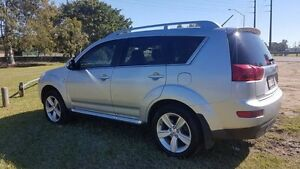 2012 Peugeot 4007 SV Silver 6 Speed 6 SP Auto Active Select Wagon Springwood Logan Area Preview