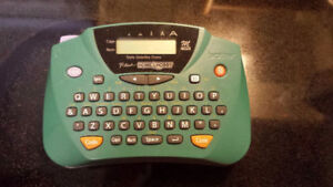 Brother P-touch Home Hobby Label Printer