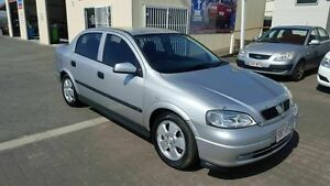 2003 Holden Astra TS CD Silver 4 Speed Automatic Sedan Coopers Plains Brisbane South West Preview