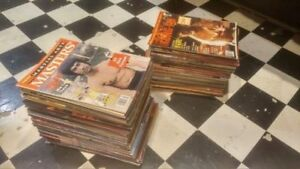 Old School Martial Arts Magazine Collection (almost 100 issues).