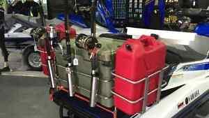 Jet Ski Fishing Rack,Stainless Steel Jet Ski Fishing Accessories,Sea Doo,Yamaha