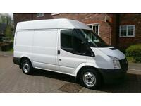 2012 62 FORD TRANSIT 2.2 280 1D 99 BHP SWB MID/ROOF 1 OWNER F/S/H 2 KEYS