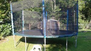 14' Jumptek round trampoline