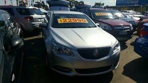 2014 Holden Commodore Silver Sports Automatic Sedan Dandenong Greater Dandenong Preview