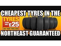 205-55-16 tyres £30 each