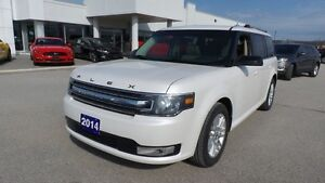2014 Ford Flex SEL Leather Navi