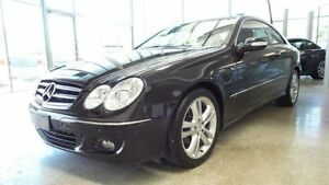 2006 Mercedes-Benz CLK350 C209 MY06 Avantgarde Black 7 Speed Sports Automatic Coupe Reedy Creek Gold Coast South Preview