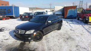Mercedes-Benz C230 2008 4matic Full Equipped!