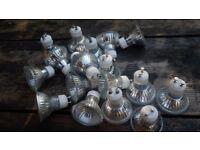 GU10 Bulbs and transformers