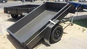 7X4 TIP TRAILER Adelaide CBD Adelaide City Preview
