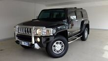 2007 Hummer H3 Luxury Black 4 Speed Automatic Wagon Hobart CBD Hobart City Preview