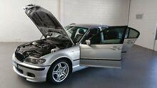 2004 BMW 318I E46 Sport Silver 5 Speed Auto Steptronic Sedan Frankston Frankston Area Preview