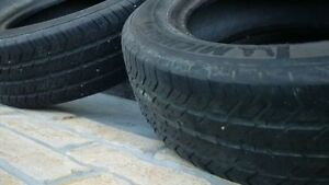 225/45/17 Michelin All season x 2 Tires -BEST OFFER+Other Tires