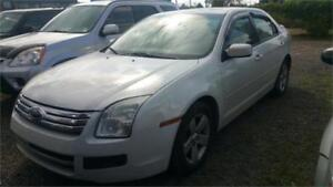 2009 Ford Fusion SE, sunroof, 4 cylinders